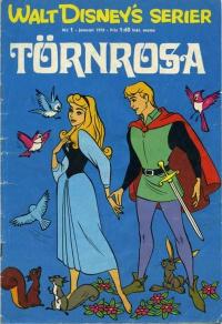 De goda féerna och Auroras prinsessklänning | Törnrosa | Disneyklassiker Sverige