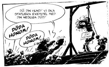 tecknad sex serietidningar