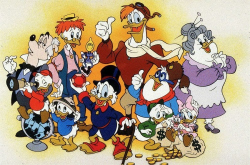 DuckTales Seriewikin